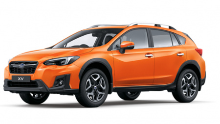 2020 Subaru XV