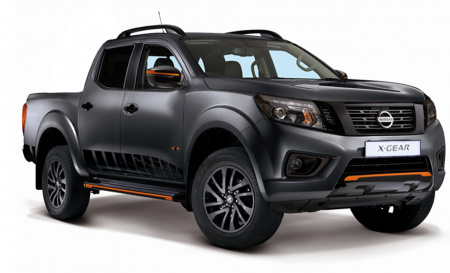 2020 Nissan Frontier X-Gear